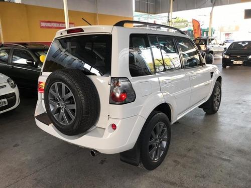 pajero tr4 2.0 4x2 16v 140cv flex 4p automático 90000km