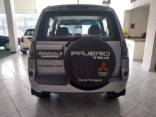 pajero tr4 2.0 4x2 flex aut.  2013 impecável
