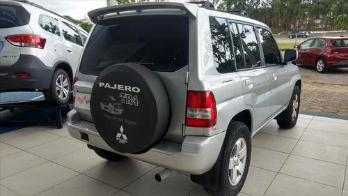 pajero tr4 2.0 4x4 16v 131cv gasolina 4p manual