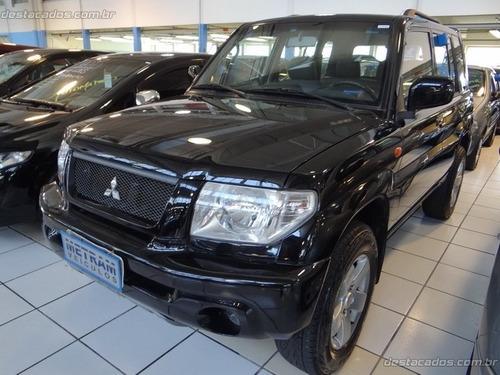 pajero tr4 2.0 4x4 automatica 2004