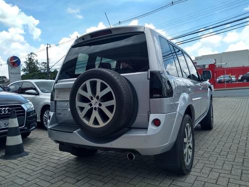 pajero tr4 4x4 2.0 16v aut. 2014