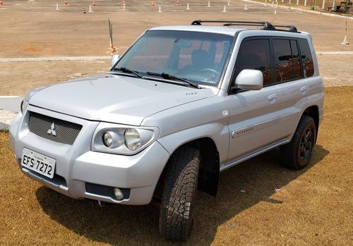 pajero tr4 - motor 2.0 (flex) - manual - 2009 4x4 5 portas