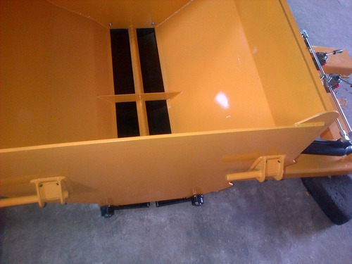 pala cargadora 0,5 m3 llenado bolson big bag (4/12 cheques)