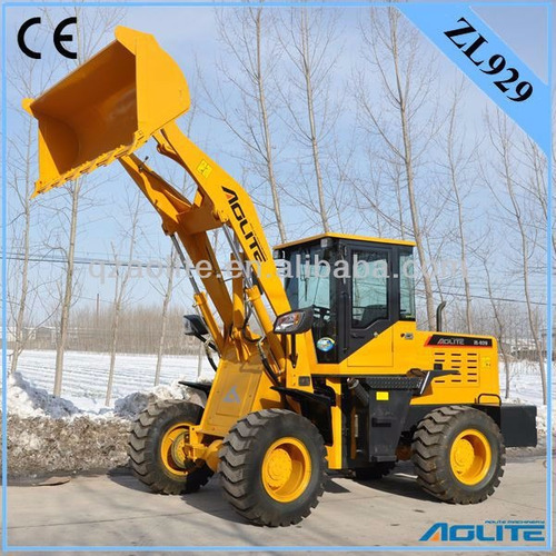 pala cargadora 1 mt 110 hp 4,5 mts de altura levante nuevo