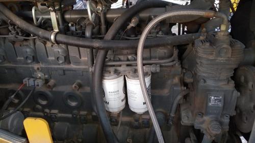 pala cargadora 2m3 123 hp iron 936 2017 con 400 hs unica!!!