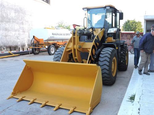 pala cargadora 2m3 123 hp iron 936
