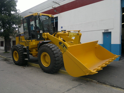 pala cargadora 3 m3 zl50g usada contado cat 3306