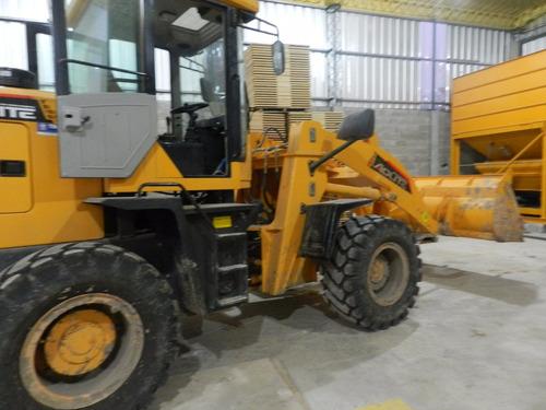 pala cargadora aolite zl997 115 hp / balde 1 m3