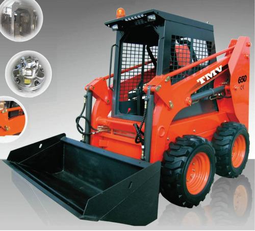 pala cargadora articulada de 1/2 a 3 mts3 de capacidad
