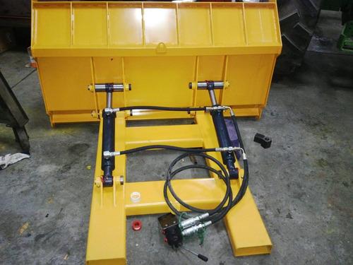 pala cargadora autoelevador 1 m3 doble cil (3-6 pagos)