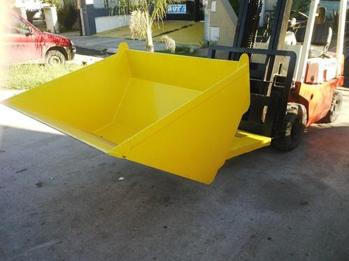 pala cargadora big bag 0,5 m3 (4 x 18.205) - (12 x 7.707)