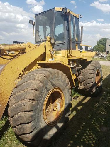 pala cargadora caterpillar 938f año 1997