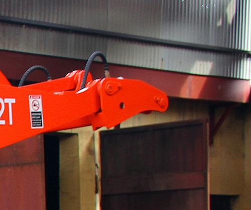 pala cargadora con accesorios 1 tonelada carga