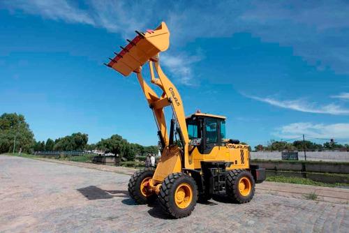 pala cargadora ctx926 serie 1 mt metro - 85hp - 1800kg