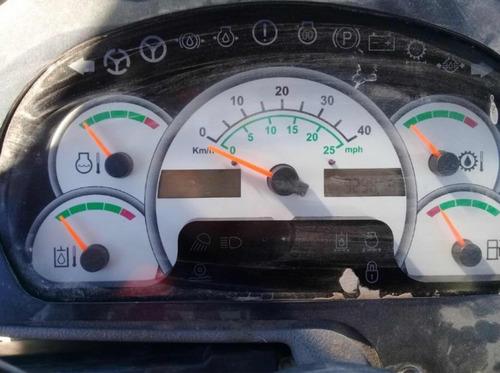 pala cargadora frontal caterpillar 924g año 2008 c/9295 hora