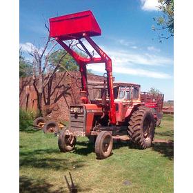 Pala Cargadora Frontal De 3 Cilindros Para Tractor De +45hp