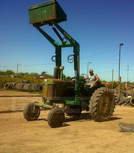 pala cargadora frontal de 3 cilindros para tractor de -45hp