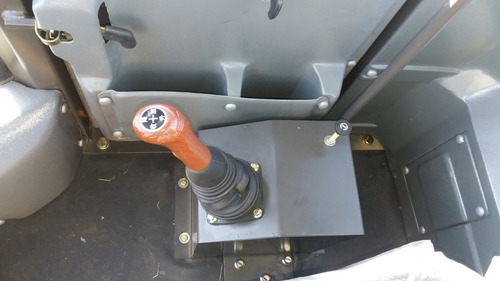 pala cargadora frontal lgce modelo wl936f, tacho de 1.2m3