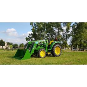 Pala Cargadora Frontal Metalurgica Lf P/ Tractor Hasta 90 Hp