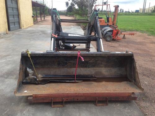 pala cargadora frontal para tractor de 70 a 100hp
