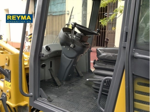 pala cargadora frontal xcmg modelo lw180k