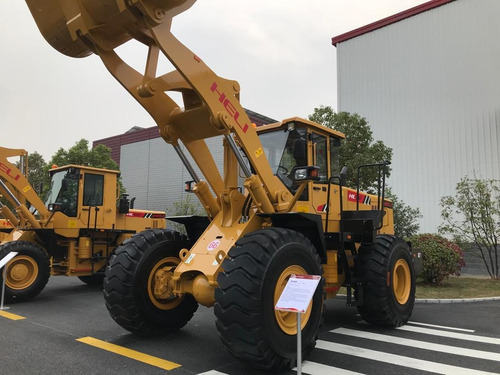 pala cargadora heli interlogistic 2000 kg/ balde 1m3 nuevo