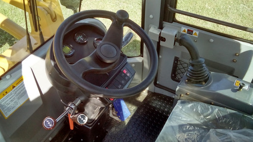 pala cargadora hoffmann 912