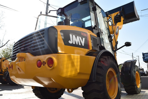 pala cargadora jmv h580- nueva el mejor precio