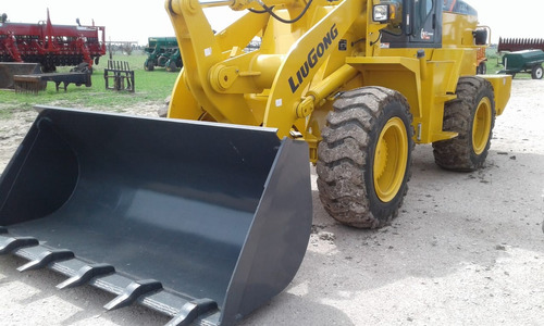 pala cargadora liugong 1,4 mts/3