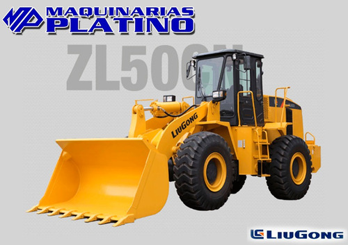 pala cargadora liugong zl50 cn