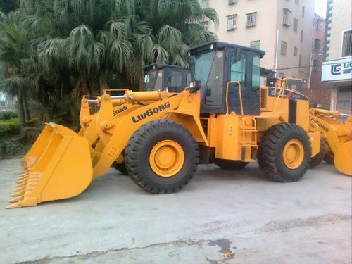 pala cargadora liugong zl50 cn | financiación