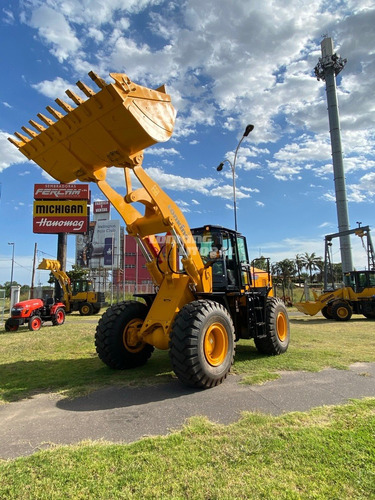 pala cargadora lonking 856  3 mts cummins 220 hp