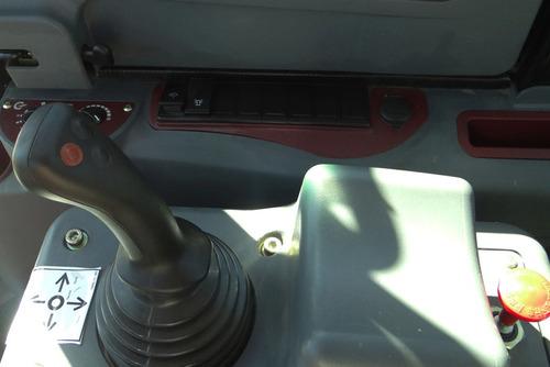 pala cargadora lonking cdm856 balde 3m3 motor cummins