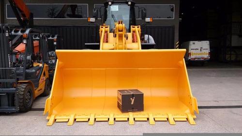 pala cargadora lonking cdm860 4m3 240hp deutz valor anticipo