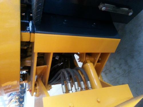 pala cargadora lq915