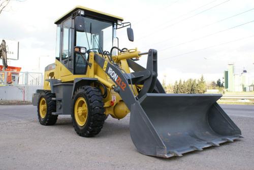 pala cargadora lw120 0.5 m3 financiacion propia 12 meses