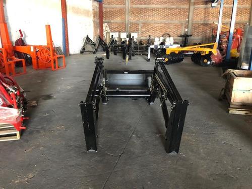 pala cargadora marca bison para tractor ford 900 kg nueva