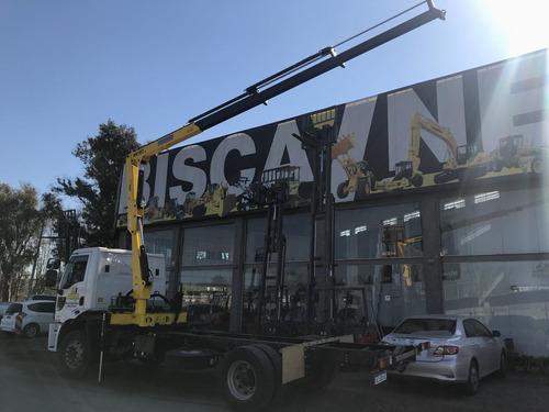 pala cargadora michigan r55 1m3 cummins 100hp oportunidad!!!