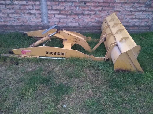 pala cargadora para tractor o repuesto de 1 mts3