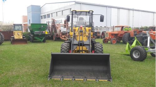 pala cargadora pauny capacidad desde 1 m3 hasta 3 m3