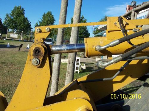 pala cargadora sdlg , 1,3/4 mts de balde, articulada,liquido