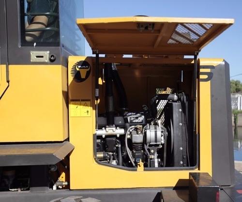 pala cargadora taurus -ctx918 - 55  hp - aacc - joystick