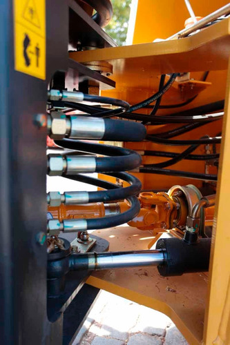 pala cargadora taurus - ctx926 - 85hp -  ( 30 % + 8 pagos)
