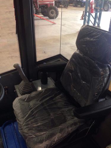 pala cargadora tronco michigan r55c pinza tronco