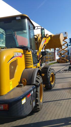 pala cargadora xcmg lw200k 0km financiación propia