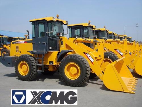 pala cargadora xcmg lw300  1.8m3 financiada multicars