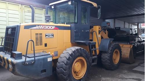 pala cargadora  xcmg lw300f 2012