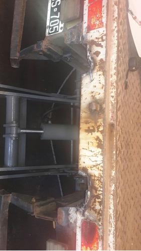 pala hidraulica plataforma para camión. reparación,repuestos
