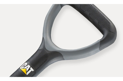 pala punta redonda de acero mango en d cat k10-102
