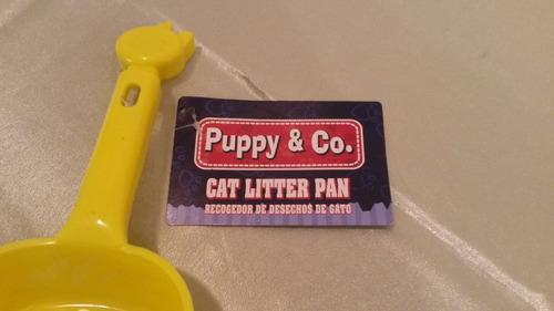 pala recolectora desechos de mascotas gatos perros